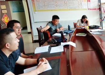 薛宏霞到南关乡独立营村就省核查问题整改进行专题调研
